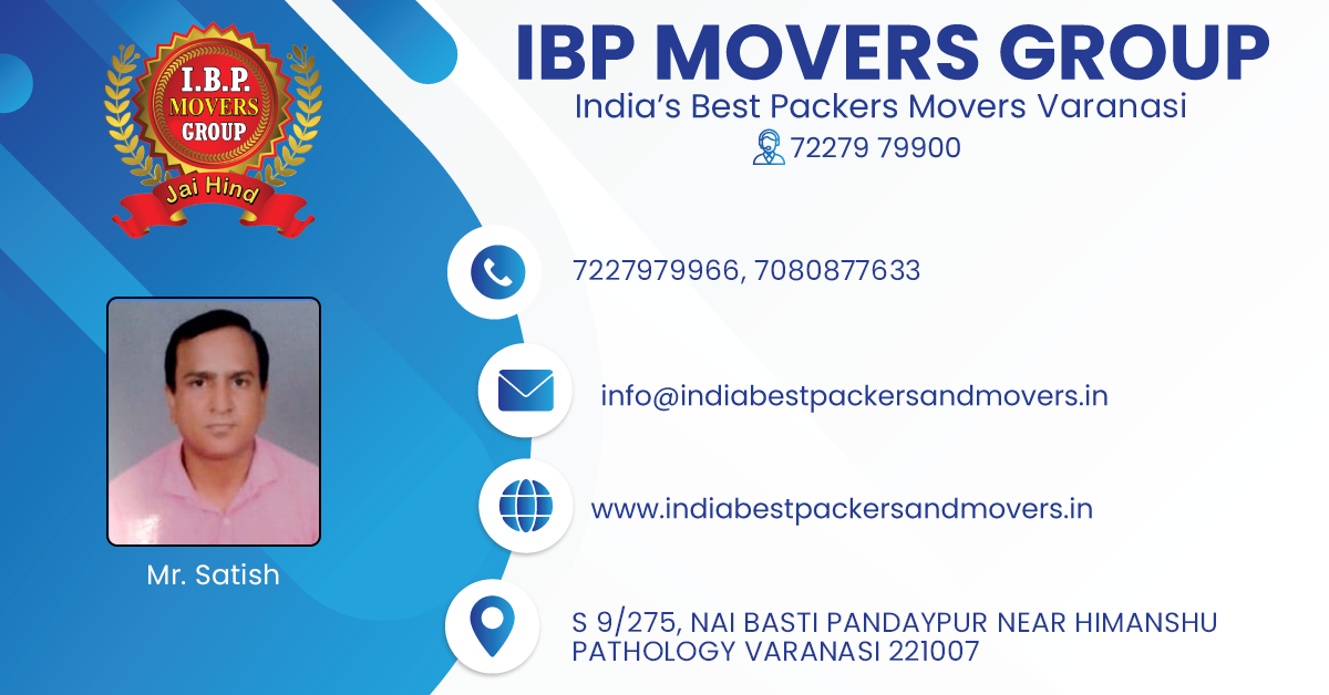 Movers and Packers in Varanasi